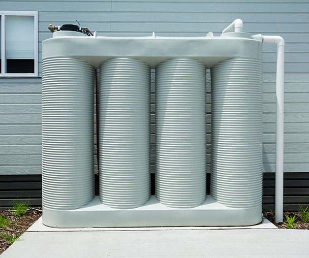 Rain Water Tank & Pumps
